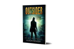 Outsider cover 3D
